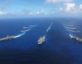 Mỹ cam kết duy trì hiện diện ở Thái Bình Dương