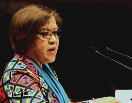 Nghị sĩ Philippines kiện Tổng thống Duterte ra tòa