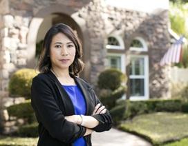 Phụ nữ gốc Việt đầu tiên được bầu vào Hạ viện Mỹ