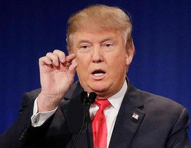 Ông Trump nói chỉ nhận lương tổng thống 1 USD