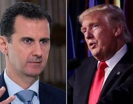 Tổng thống Syria muốn làm đồng minh với Mỹ dưới thời ông Trump