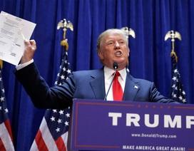 Tổng thống đắc cử Trump bắt đầu nhận thông tin tình báo tối mật