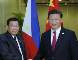Trung Quốc cam kết để ngư dân Philippines vào bãi cạn Scarborough