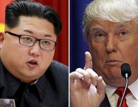 Triều Tiên gửi thông điệp hòa bình tới Tổng thống đắc cử Donald Trump