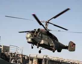 Nhật Bản lần đầu phát hiện trực thăng Nga ở gần đảo tranh chấp với Trung Quốc