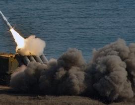 Nga đưa tên lửa hiện đại nhất tới quần đảo tranh chấp với Nhật Bản