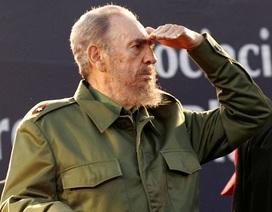 Lễ tang lãnh tụ Fidel Castro sẽ bắt đầu bằng 21 phát đại bác