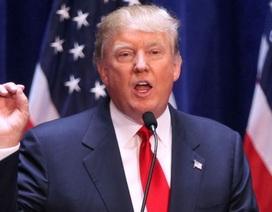Ông Trump tuyên bố rời thương trường để tập trung làm tổng thống