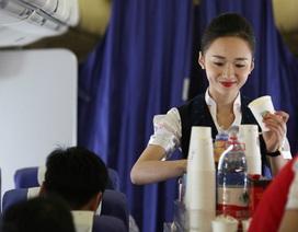 Nữ tiếp viên hàng không Trung Quốc xinh đẹp nhất thế giới