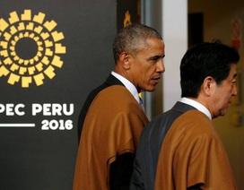 Chính quyền Tổng thống Obama phật lòng vì cuộc gặp của ông Trump với Thủ tướng Nhật