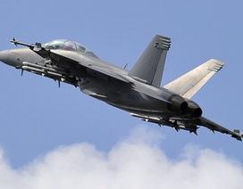 Máy bay quân sự Mỹ rơi tại vùng biển phía tây Nhật Bản