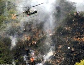 Vụ tai nạn máy bay thảm khốc tại Pakistan: Không còn ai sống sót
