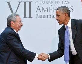 Cuba muốn ký thêm thỏa thuận với Mỹ trước khi ông Trump nhậm chức