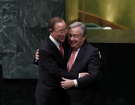 Liên Hợp Quốc tri ân những đóng góp của Tổng thư ký Ban Ki-moon