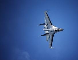 Nga sắp bàn giao lô chiến đấu cơ Su-35 đầu tiên cho Trung Quốc