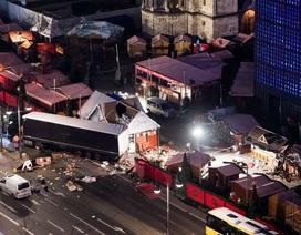 IS nhận trách nhiệm vụ tấn công chợ Giáng sinh, Đức ráo riết truy lùng nghi phạm