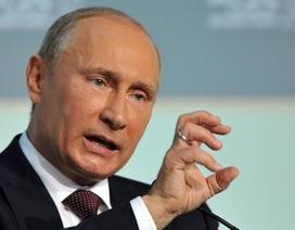 Tổng thống Putin tuyên bố Nga mạnh hơn mọi đối thủ