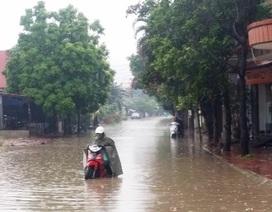 Hải Phòng ngập nặng sau trận mưa lớn