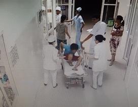 Vụ tấn công bác sĩ cấp cứu: Bệnh nhân đã phản ứng thái quá!