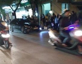 """""""Xe điên"""" tông liên tiếp 8 người trên đường phố Hải Phòng"""