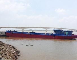 CSGT đường thủy cứu 4 thuyền viên gặp nạn trên biển