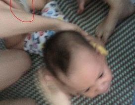 Quảng Bình: Bé hơn 14 tháng tuổi bị giáo viên trói tay chân, nhét giẻ vào miệng