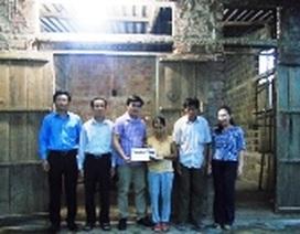 Quảng Bình: Gần 69 triệu đồng đến với gia đình có chồng và con cùng nằm viện
