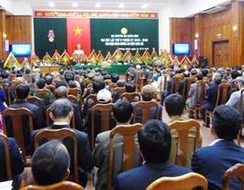 Hội Khuyến học Quảng Bình đón nhận Huân chương Lao động hạng Nhì