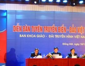 Quảng Bình: Biển, đảo Việt Nam qua góc nhìn truyền hình