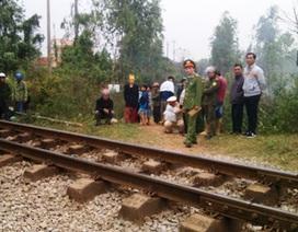 Băng qua đường sắt không rào chắn, một thanh niên tử nạn