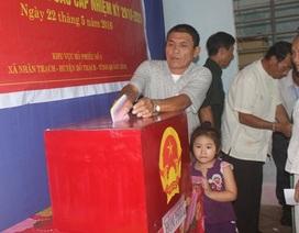 Quảng Bình công bố danh sách những người trúng cử đại biểu HĐND tỉnh