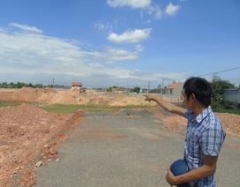 """Quảng Bình: Dân tố thôn """"ép"""" trích lại tiền đền bù để xây dựng nông thôn mới!"""