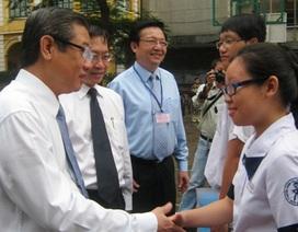 TPHCM đảm bảo an toàn cho các kỳ thi quan trọng