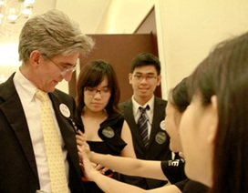 Người trẻ mời giáo sư Mỹ sang Việt Nam dạy khởi nghiệp