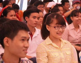 Hàng ngàn sinh viên tham gia Ngày hội việc làm
