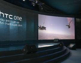 """HTC One X chính thức """"trình làng"""" tại Việt Nam"""