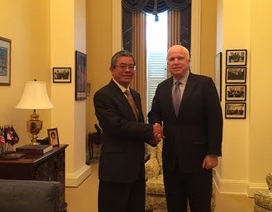 Thượng nghị sĩ John McCain đánh giá cao vai trò của Việt Nam