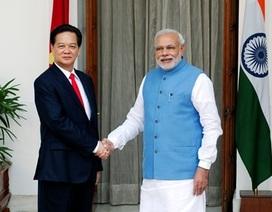 Thủ tướng Modi: Việt Nam là ưu tiên cao nhất của chúng tôi