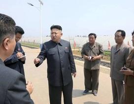 Ông Kim Jong Un cấm quan chức hút thuốc lá ngoại