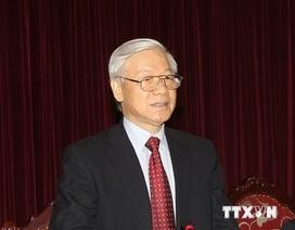 Tổng Bí thư Nguyễn Phú Trọng sẽ thăm chính thức Nga và Belarus