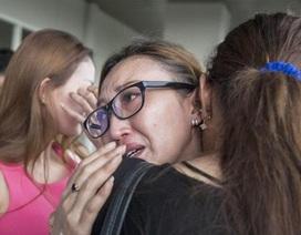 Chủ tịch nước, Thủ tướng gửi điện chia buồn vụ máy bay Airasia