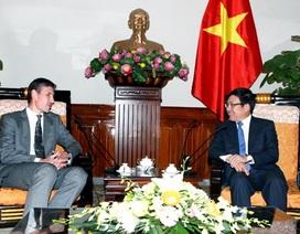 Anh coi trọng quan hệ đối tác chiến lược với Việt Nam