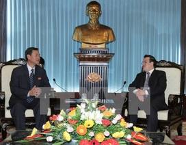 Việt Nam ủng hộ hòa bình và phi hạt nhân hóa trên bán đảo Triều Tiên