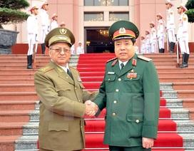 Tăng cường quan hệ đoàn kết-hợp tác quân đội Việt Nam-Cuba