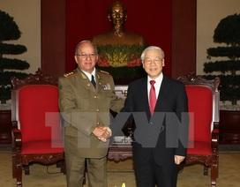 Cuba khẳng định thúc đẩy, củng cố quan hệ hữu nghị với Việt Nam
