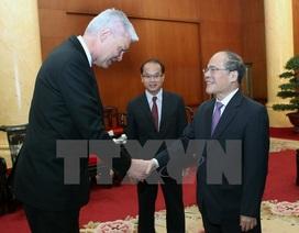 Đan Mạch sẽ cam kết tiếp tục cung cấp vốn ODA cho Việt Nam