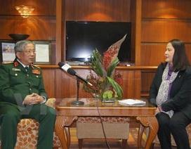 Quan hệ Việt-Ấn ngày càng phát triển sâu sắc và bền vững