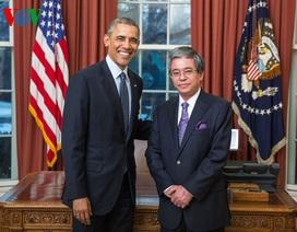 """""""Sẽ làm hết sức mình để thúc đẩy hơn nữa quan hệ Việt - Mỹ"""""""