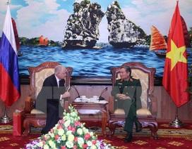 Lãnh đạo Bộ Quốc phòng tiếp đại diện Nga về hợp tác kỹ thuật quân sự