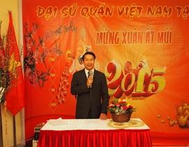 Người Việt tại UAE mừng xuân Ất Mùi